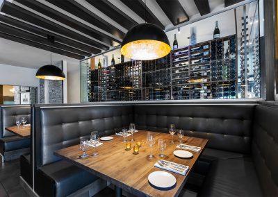 Banquette Bistro Martini Grill Terrebonne