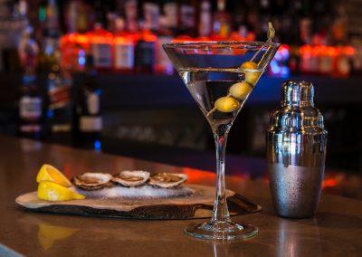 Martini signature Bistro Martini Grill