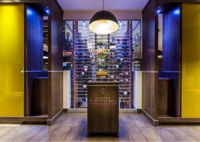 Lobby restaurant Bistro Martini Grill Terrebonne